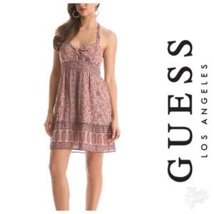 GUESS halter dress Small / Size 5